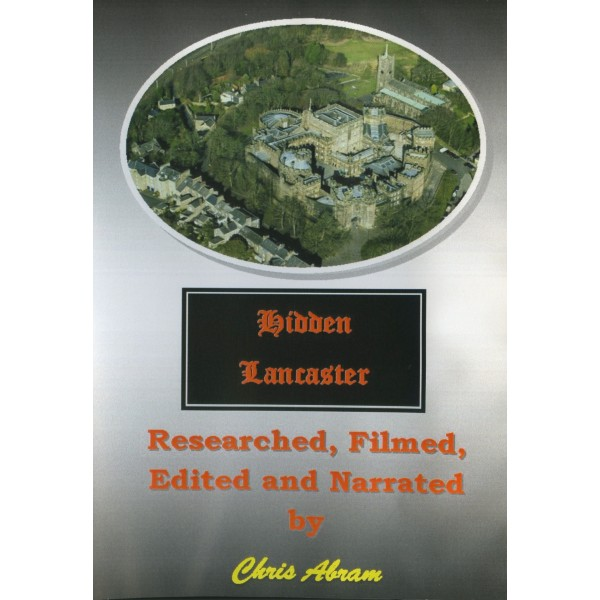 Hidden Lancaster dvd cover converted